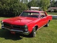 1965 Pontiac GTO for sale (IN) - $43,000 '65 Pontiac