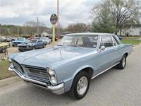 This is a Pontiac, LeMans for sale by Coyote Classics.