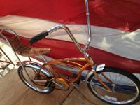 1965 children 20' Schwinn Stingray. Classic muscle