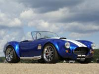 SUPERCHARGED, FACTORY FIVE RACING MK-IV ROADSTER
