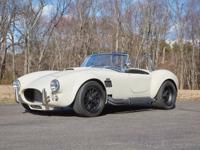 1965 CT REGISTERED, Shelby cobra replica. Beautiful car