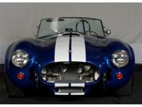 This authentic 1965 Shelby Cobra CSX4000 continuation