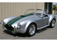 1965 Cobra Superformance. 427 FE side oiler with