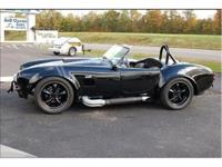 1965 Cobra Factory Five. Registered as a 1965 Cobra,