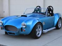 1965 Shelby Cobra Replica Factory Five Mark I.  Light