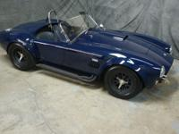 2008 Shelby CSX 4000 Alloy Bodied Cobra, VIN #CSX4400,