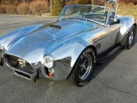 1965 Shelby Cobra Kirkham  These vehicles are clearly