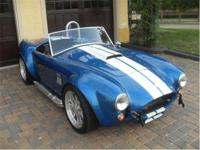 2003 Factory Five Cobra Replica (1965 Shelby): There