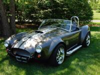 1965 Shelby Cobra Replica FFR MKIII DOHC EFI  Engine /