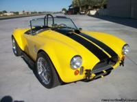 1965 Shelby Cobra (Replica) Vin # AZ247473 Automobile