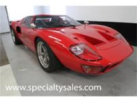 This 1965 CAV GT40 (Stock # 30659) is available in our