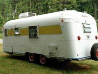 The SILVER STREAK is a close relative to the AIRSTREAM