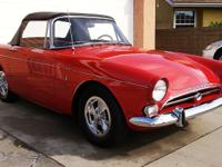Shelby SUNBEAM TIGER BARN FIND 4 YEAR MAKEOVER