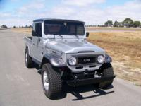 You are looking at a 1965 FJ45 for sale. -OEM factory