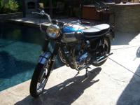 1965 Triumph Bonneville (T120R/ 650cc)This bike was
