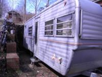 Vintage 1965 Mustang Travel Trailer made by Westward
