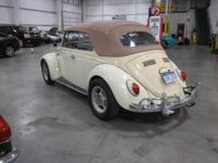 1965 Volkswagen Beetle Cal Look. Great car and ready to