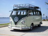 I-- Selling my 1965 VW 13 Window Deluxe to fund a more