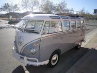 1965 VW German 21 Window Bus Up for Sale is a 1965