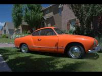 1965 Volkswagen Karmann Ghia in Excellent Condition A