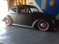 I've got a 1965 VW Beetle for sale. This is one cool