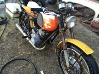 I have a Yamaha 305 cc needs to be restored motor is