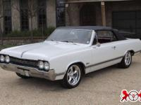 1965 Olds Cutlass Convertible '442' Clone 330 V8 4bbl