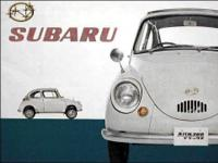 This Subaru was the 1st Subaru model imported into the