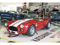 Value Priced A/C Cobra Replica - Very nice A/C Cobra by