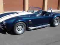 Classic Roadsters, ltd. Classic 427. Ford small block
