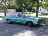 1966 Buick LeSabre- 66 thousand original miles New Duel