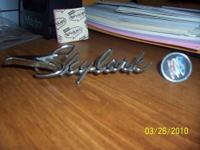 We have a variety of 1966 Buick Skylark parts that we