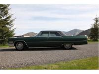 66 Cadillac no finer de Ville out there. 429 V-8 with
