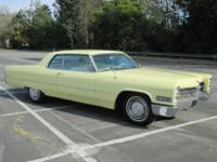 HI you are looking at a 1966 coupe deville, Lets start