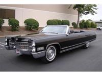 In 1966, Cadillac enjoyed its best ever sales and