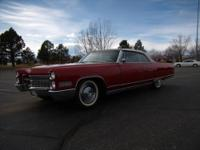 1966 Cadillac Fleetwood Eldorado Convertible ..Very