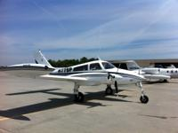 Absolutely loaded with avionics, N77SP is an EFIS