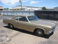 This is a Chevrolet, Biscayne for sale by Classic