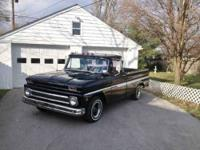 1966 Chevrolet C10 in Excellent Condition 1966 Chevy