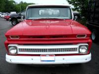 1966 Chevrolet C-10 Fleetside Pickup. Straight 6,