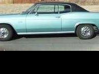 1966 Chevrolet Caprice American Classic 396 V8 engine