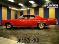 1966 Chevrolet Caprice two door hard top for sale! This