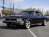 1966 Chevrolet Chevelle 2 Door Hardtop, then you