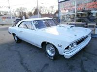1966 Chevrolet Chevelle 2 Door Hardtop SS Our Location