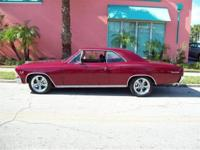 1966 Chevy Chevelle SS for Sale, Real 138 Vin Number,