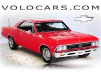 TO THE BEST OF OUR KNOWLEDGE: CLEAN CHEVELLE RESTORED