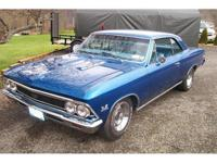 For Sale 1966 Chevrolet Chevelle SS Frame off done in