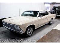 This 1966 Chevrolet Chevelle (Stock # P5377) is