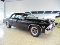 1966 Chevrolet Chevelle 300, 2 door post, 396ci v-8