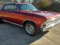 1966 Chevrolet Chevelle  This auction is for a 1966